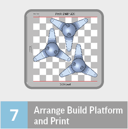 Arrange Build Platform and Print