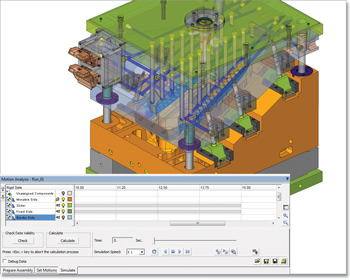 Motion Simulation and Analyis