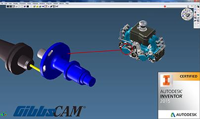 GibbsCAM - Autodesk 2015
