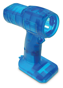 3D Systems ProJet MJP 3600 Plastic Blue Drill Housing