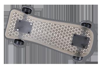 3D Systems ProJet MJP 5600 Skateboard
