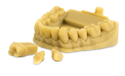 3D Systems VisiJet M2R-TN Dental Model