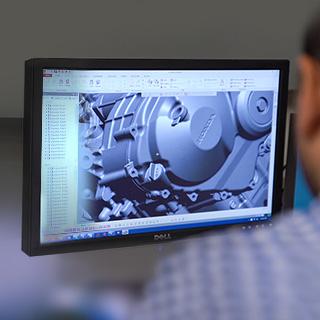 menu motore di progettazione x bolton works di 3d systems