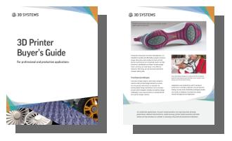 Guida all'acquisto di stampanti 3D di 3D Systems
