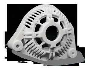 3D Systems DuraForm HST SLS parts