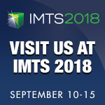 IMTS 3D Systems blue invite