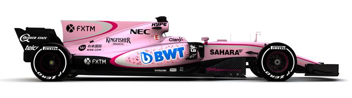Sahara F1 Car