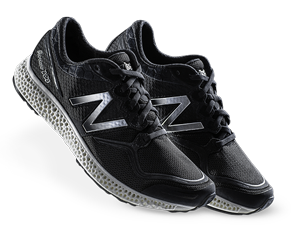 3D Systems SLS New Balance Shoe Sole