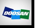 Doosan ロゴ