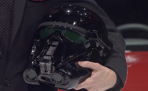 Gentle Giant Rogue One Trooper Helmet