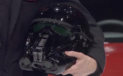 Gentle Giant Rogue One Trooper Helmet