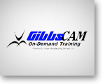 GibbsCAM On-Demand Training Logo