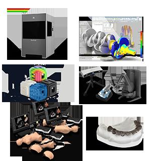 Modalità di acquisto di prodotti 3D Systems