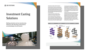 investment casting solutions whitepaper
