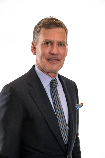 Kevin McAlea is Executive Vice President and General Manager