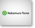 Nakamura Tome ロゴ