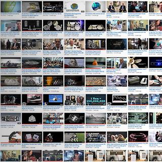 menu video