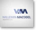 Logotipo da Willemin-Macodel Inc.