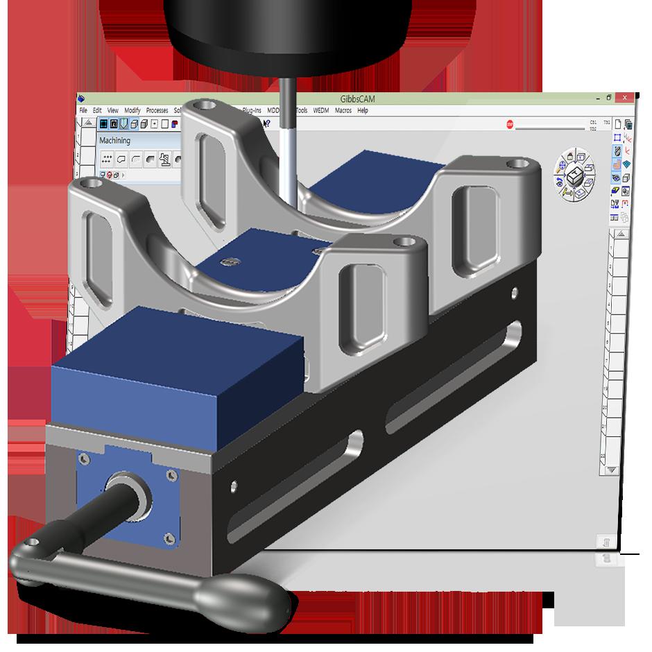 GibbsCAM CNC Software