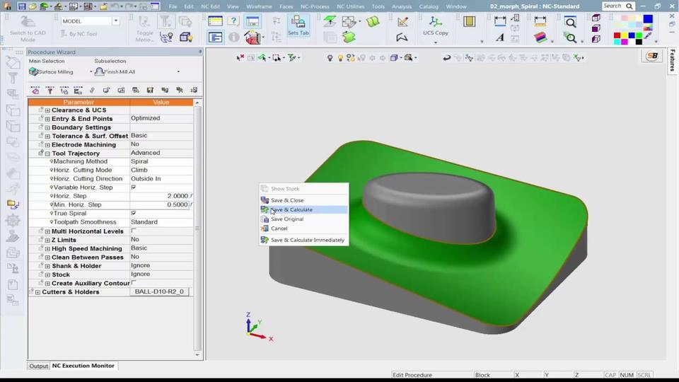 Cimatron: Finish Flow Line | 3D Systems