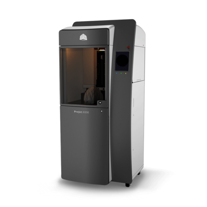 Get A Quote For The Projet 6000 Hd 3D Printer | 3D Systems