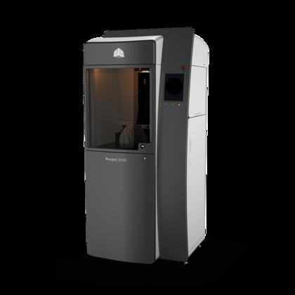 3d systems projet sla 6000 3d printers