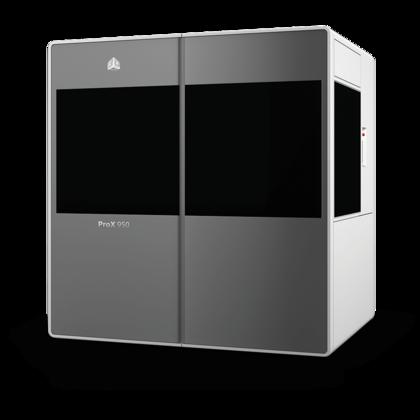 3D Systems ProX 950 3D Printer (SLA) large-format 3D printing