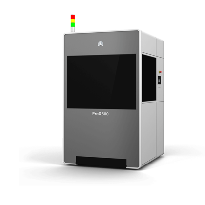 3D Systems ProX 800 3D Printer (SLA) for prototyping and 3D printed investment casting patterns