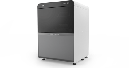 3D Systems FabPro 1000 Desktop 3D printer thumbnail