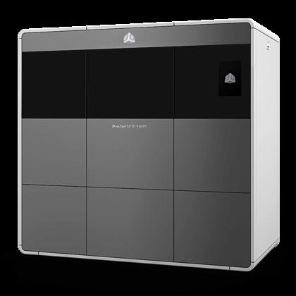 3D Systems' ProJet MJP 5600 MultiJet 3D Printer