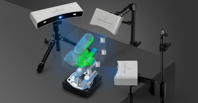 3D Systems Capture scanner