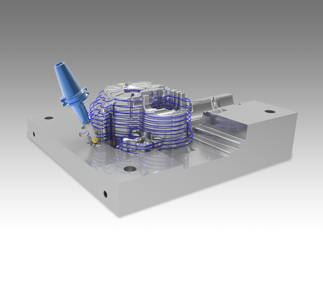 Cimatron mold and tool design software