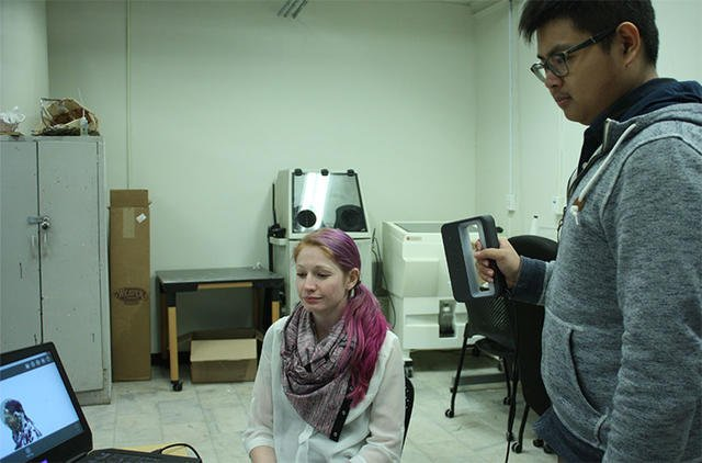3D Scanning and Printing Bring Artwork to Life | 3D Systems