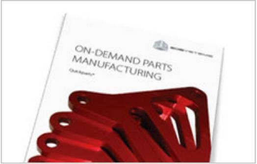 3D Systems On Demand Manufacturing Services | Quickparts