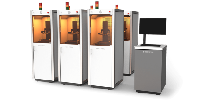 Fast and compact automated 3D printing with Figure 4 Modular is ideal for low volume manufacturing