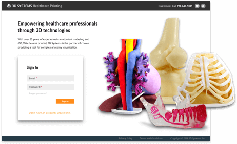 Anatomical Models 3d Systems