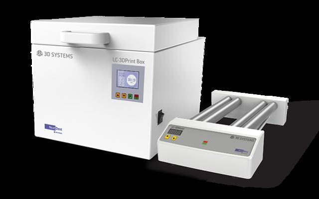 用于 Fabpro 1000 的 LC-3DPrint Box 混合器