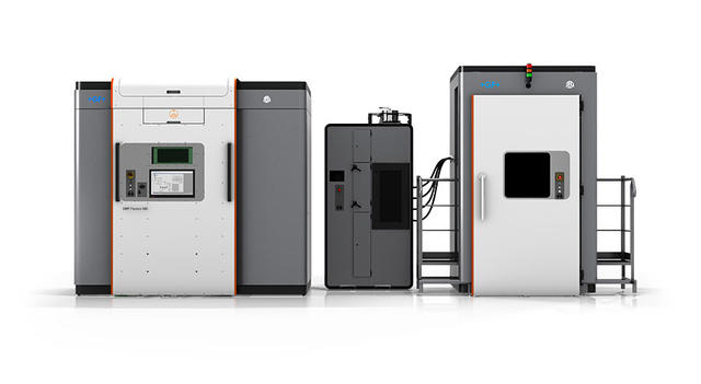 3D Systems and GF Machining Solutions Announce DMP Factory 500
