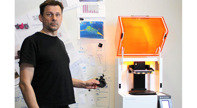 Splitvision, a Nordic industrial design agency, adopts Figure 4 3D printing