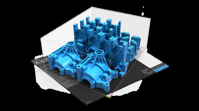 Vignette du logiciel 3D Sprint