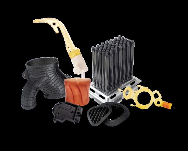Matériaux de production pour la plate-forme Figure 4 des systèmes 3D