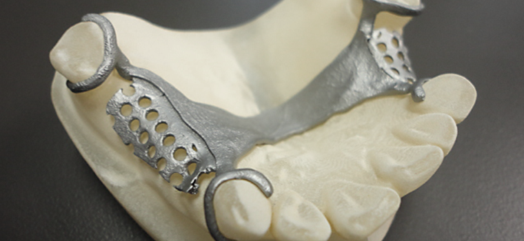3D Systems ProX Dental Application