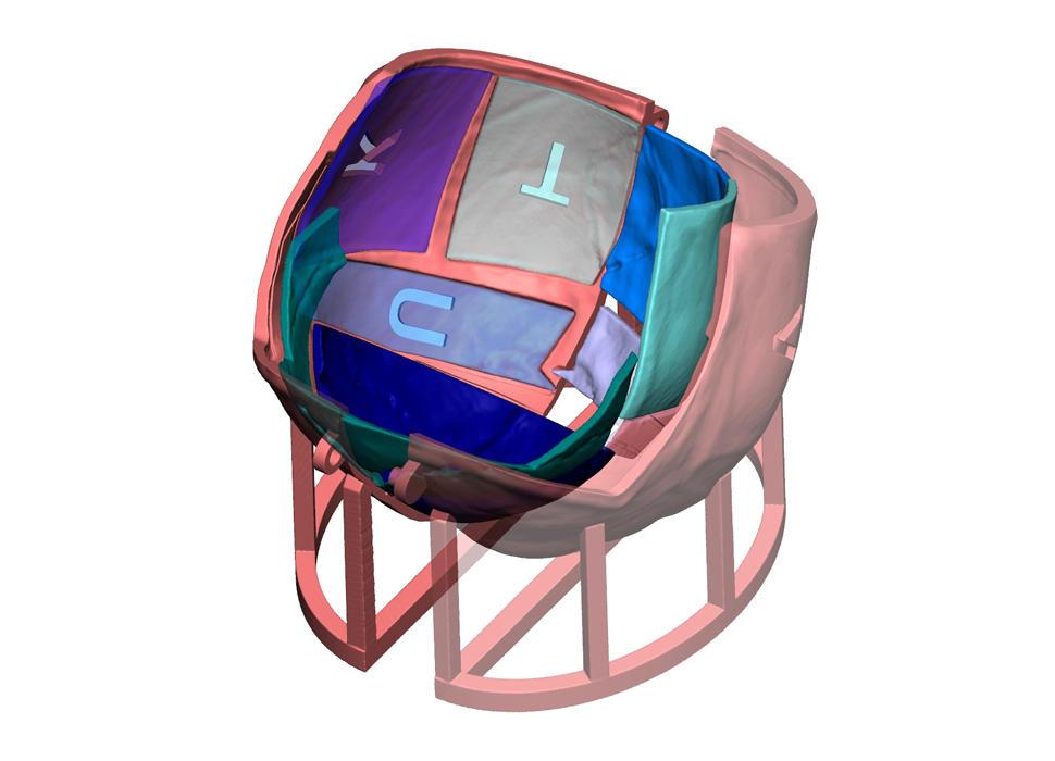 VSP Cranial Positioning Guides Render