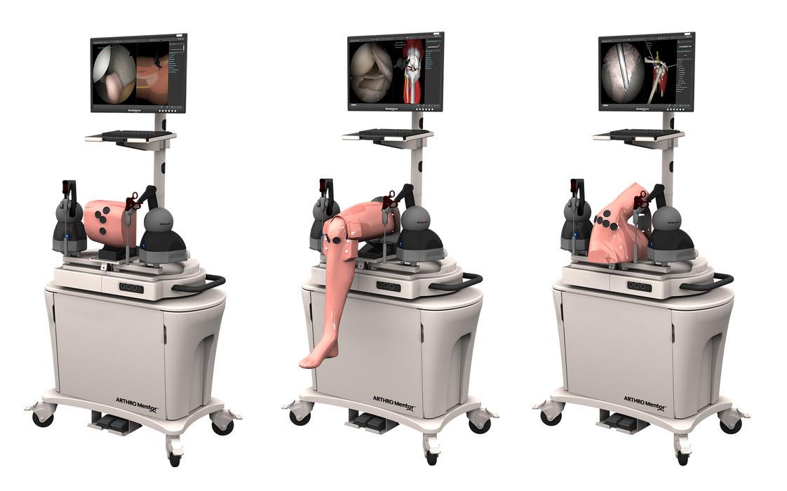 ARTHRO Mentor Simulator