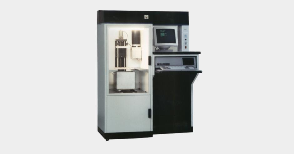 3D Systems commercializes the first 3D printer, the SLA-1 Stereolithography (SLA) printer