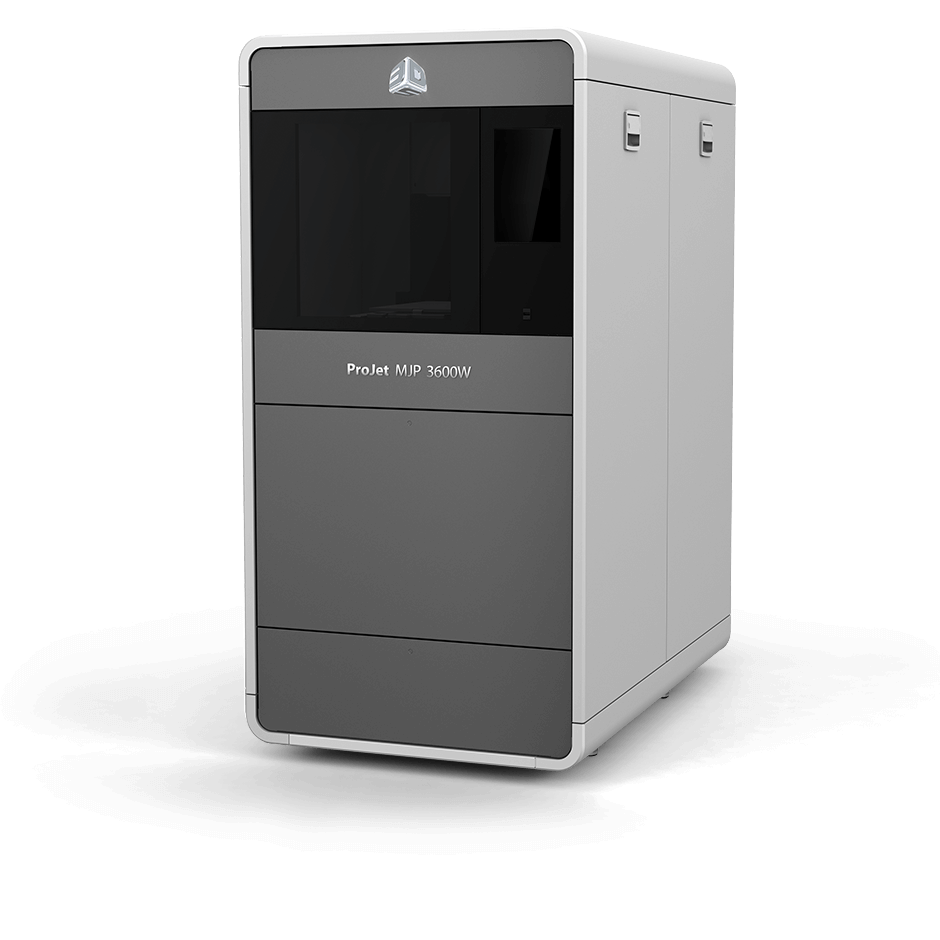 3d systems ProJet MJP 3600W 3d printer hero