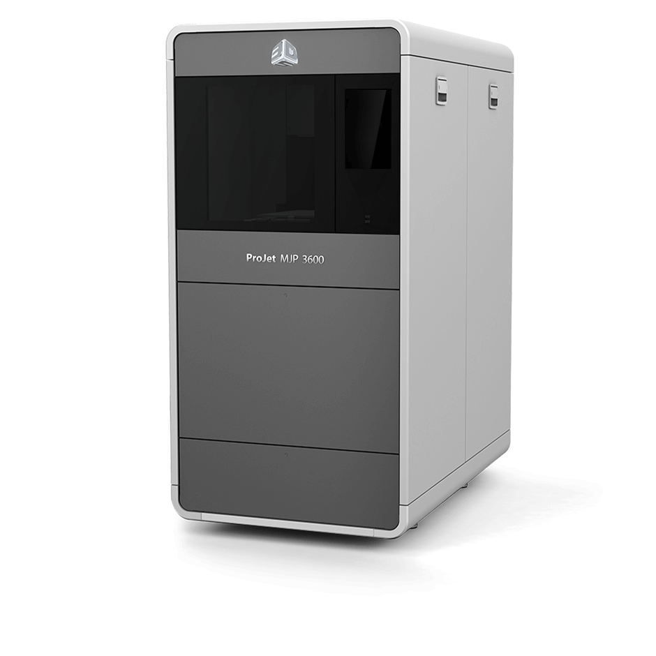 3D Systems ProJet MJP 3600 3D Printer hero
