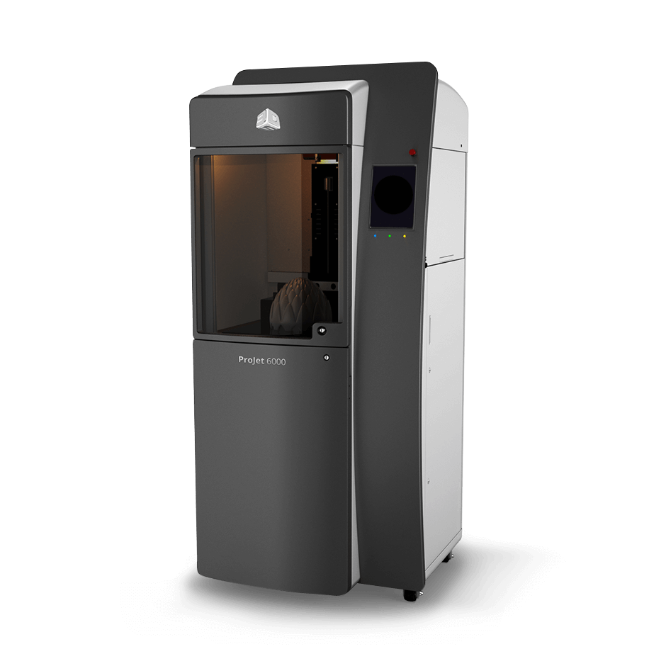 3D Systems ProJet 6000 HD 3D Printer (SLA) hero
