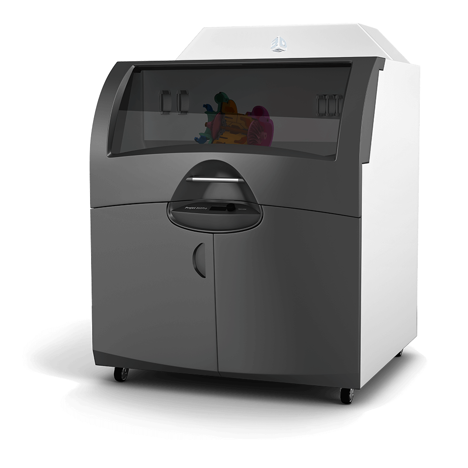3D Systems ProJet CJP 860Pro 3D Printer hero