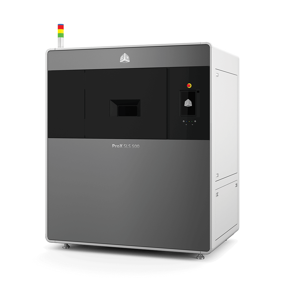 3D Systems ProX SLS 500 3D Printer hero